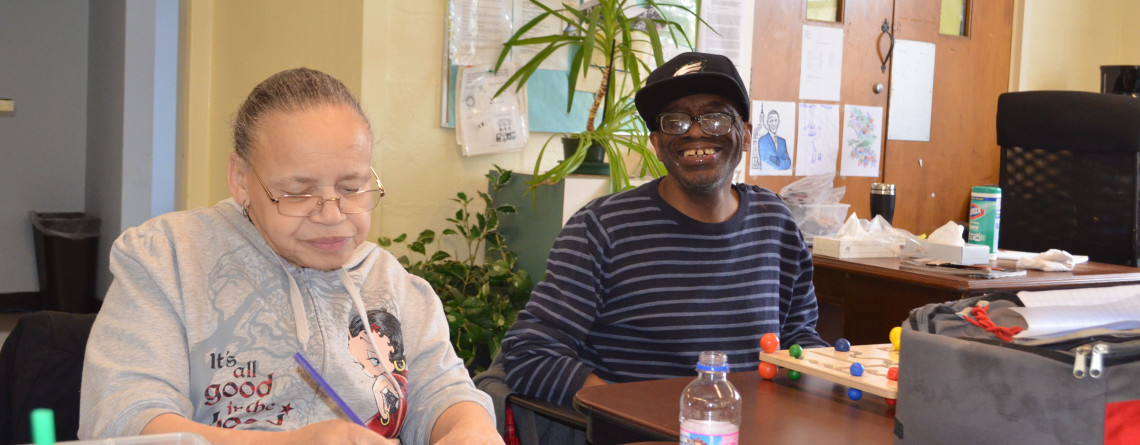 It Takes a Community: Serving the Needs of the Intellectually Disabled….